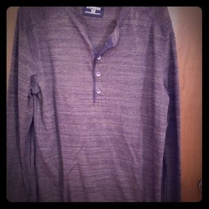 Express mens Henley